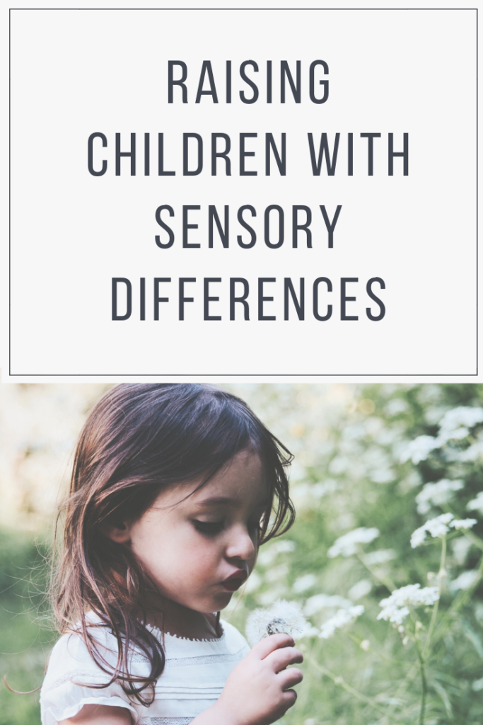 raising children with sensory differences